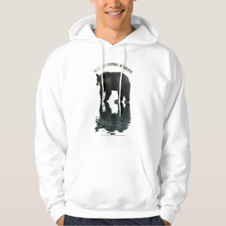 SAVE OUR PRECIOUS WILDLIFE! Hoodie or T-shirt