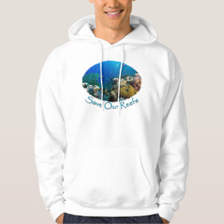 Save Our Reefs Men's Hoodie