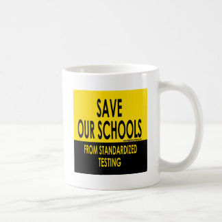 Save Our Schools Coffee Mug