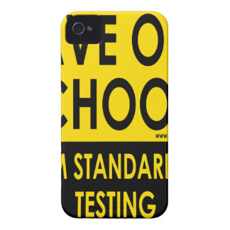 Save Our Schools iPhone 4 Case