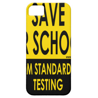Save Our Schools iPhone SE/5/5s Case