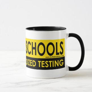 Save Our Schools Mug
