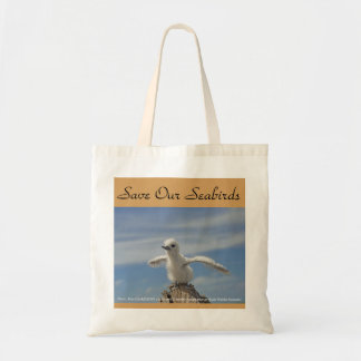 Save Our Seabirds Birder's Bag by RoseWrites