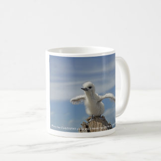Save Our Seabirds Mug by RoseWrites