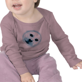 'Save our Seals' Baby Harp Seal Tee Shirt