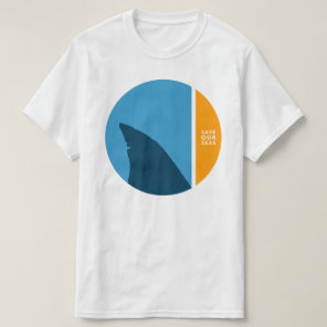 save our seas circles T-Shirt
