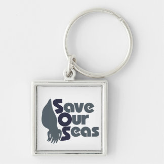 Save our Seas Keychain
