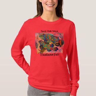 Save Our Seas, Mandarin Fish T-Shirt