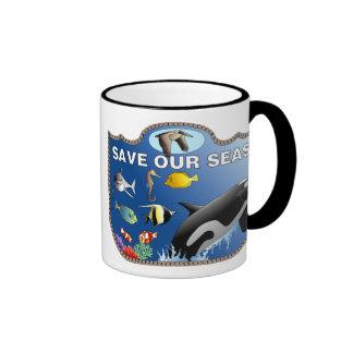 Save Our Seas Mug