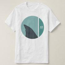 save our sharks circles T-Shirt