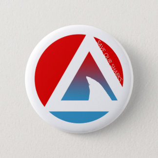 save our sharks tricircles button