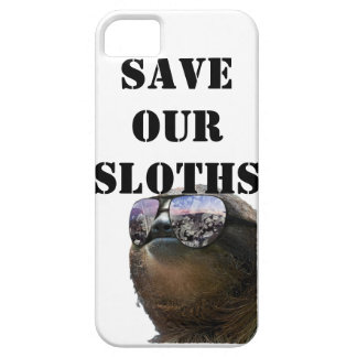 Save our Sloths Case