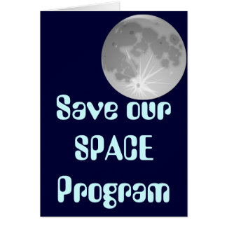 Save Our SPACE Program
