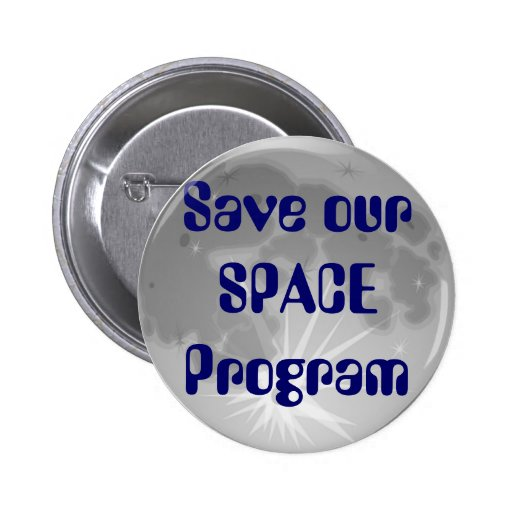 Save Our SPACE Program Button