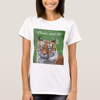 Save our Tigers T-Shirt