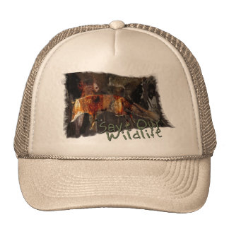 Save Our Wildlife II Hat