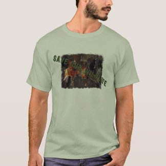Save Our Wildlife II T-Shirt