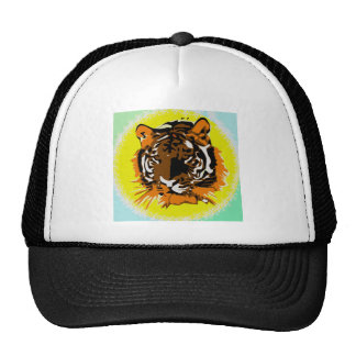 Save our wildlife - Tiger Mesh Hats