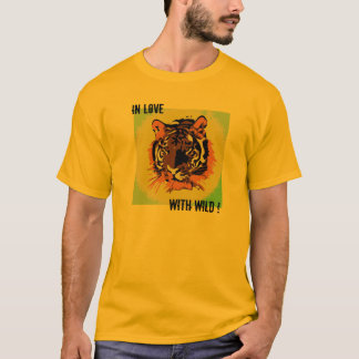 Save our wildlife - Tiger T-Shirt