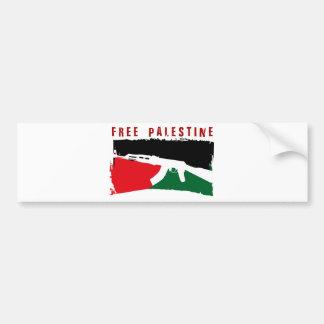 Save Palestine Bumper Stickers