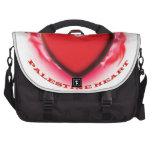 Save Palestine Gaza Heart Commuter Bag