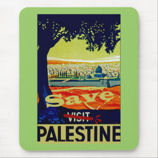 Save Palestine Mouse Pad
