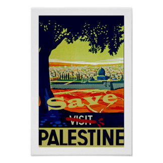 Save Palestine Poster
