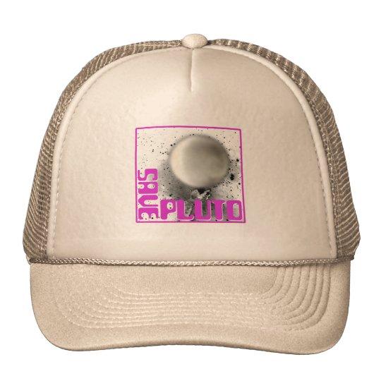 Save Pluto (Retro Purple) Trucker Hat
