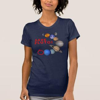 Save Pluto (Solar System) Shirt