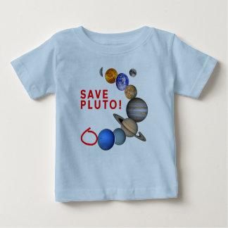 Save Pluto (Solar System) T-shirts