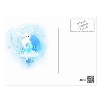 Save Polar Bear! Post Card
