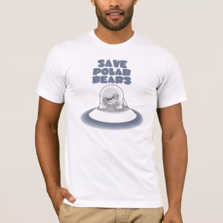 save_polar_bear T-Shirt