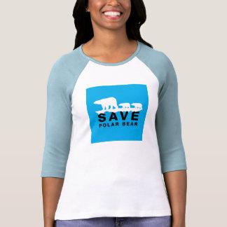 Save Polar Bear Tees