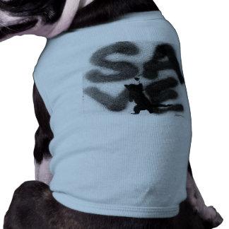 """""""SAVE"""" Rescue Pets! Pet Shirt"""