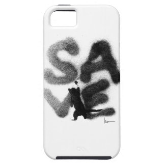 """SAVE"" Rescue Pets! iPhone SE/5/5s Case"