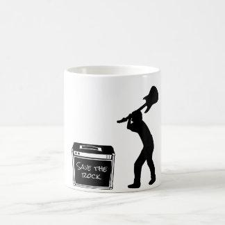 Save Rock' Coffee Mug