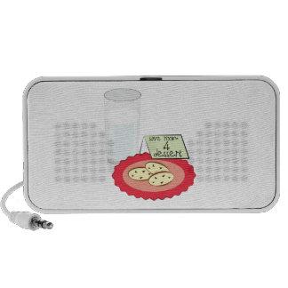 Save Room 4 Dessert iPod Speaker