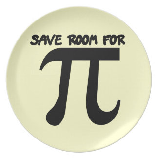 Save room for Pi Day Plate