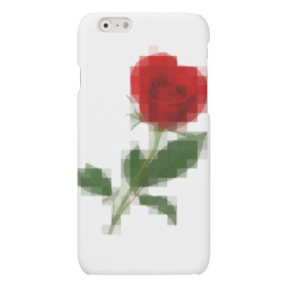 Save Rose Matte iPhone 6 Case
