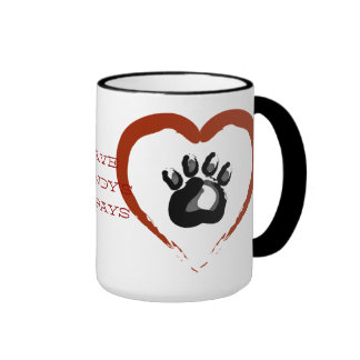 Save Sandy's Strays mug