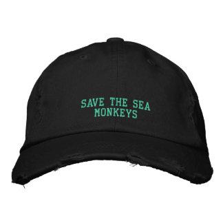 SAVE SEA MONKEYS - HAT