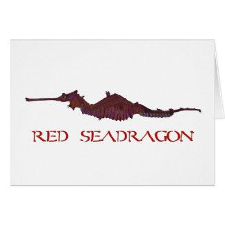 Save Seadragon Card