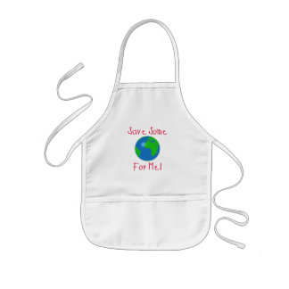Save Some For Me Kids' Apron