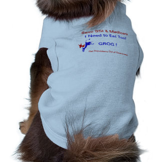 Save SSI & Medicare Pet Shirt