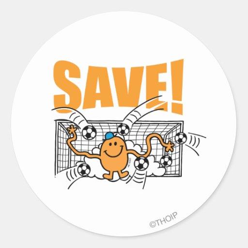 Save! Sticker