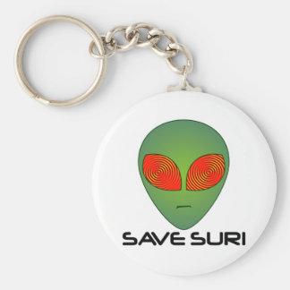 Save Suri Key Chains