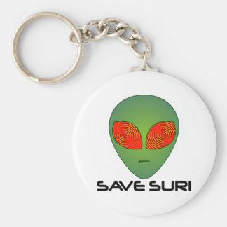 Save Suri Keychain