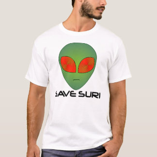 Save Suri T-Shirt
