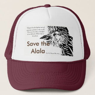 Save the Alala Trucker Hat