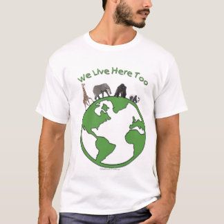 Save the Animals T-Shirt